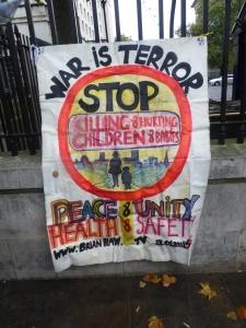 2014 - Stop War Coalition - Iraq War 3 - 4.10.2014 - 254