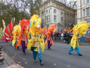 2014 - Lord Mayor's Show - 8.11.2014 - 319