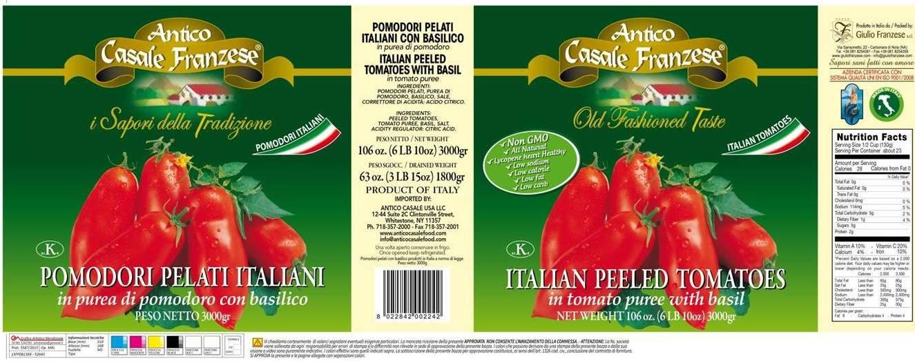 Italian company Giulio Franzese srl at The Malaysian International